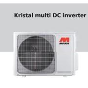 unita' esterna inverter a pompa di calore maxa serie kristal