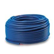tubo preinfilato con cavo n07vk 2x1 mm2 guaina ø 16 imq pesante