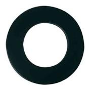 rosone fumo in acciaio inox aisi 316 l nero opaco per stufe a pe