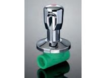 rubinetto cromato con maniglia abs 20 mm fusiotherm