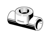 corpo per rubinetti fusiotherm 20 mm / 3/4