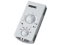 termostato elettronico con ventilazione termostatata o continua