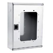 cassetta per idrante da esterno/interno a parete dn45 in acciaio