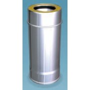 modulo dritto d.p. isotherm inox l.1000