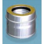 modulo dritto d.p. isotherm inox l.250