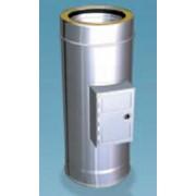 modulo ispezione d.p. isotherm inox