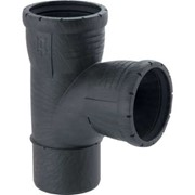 braga curvata 87,5° silent-pro ø 110 mm
