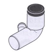 curva vaso prolungata 1 attacco pp innesto attacco destro
