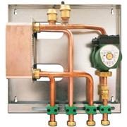 sistema di collegamento idraulico e scambio termico kidro1 smart