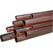 tubo rame in barre da mt 4 ideale per impianti vrv ø 3/4