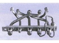 placca rubinetteria per sostituzione caldaie megalis
