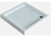 piatto doccia quadrato logo piletta ø 60 mm