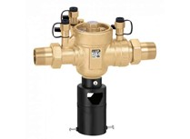 disconnettore a zona di pressione ridotta controllabile