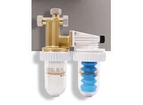 dosatore cillit immuno + filtro f compact combinazione compatta