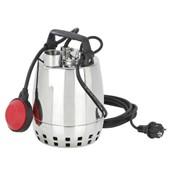 pompa sommergibile per acque pulite gxrm 9 in acciaio inox kw 0,