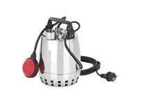 pompa sommergibile per acque pulite gxr in acciaio inox