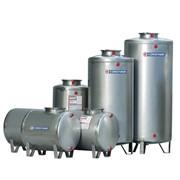 serbatoio 1a raccolta cilindrico verticale in inox