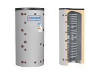 termoaccumulatore per acqua di riscaldamento eco-combi 2 da lt.6