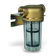 filtro in linea 1 via per gasolio senza rubinetto ø 3/8