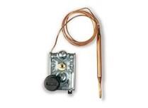 termostato di  blocco a capillare con riarmo manuale 230 v