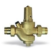 riduttore di pressione in ottone con filtro inox
