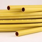 tubo smisol gas rivestito in pvc in rotoli da 50 m