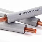 tubo rame isolato per condizionamento idronico smisol frio