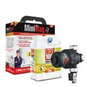 kit minimag con filtro defangatore sottocaldaia e tanica protett