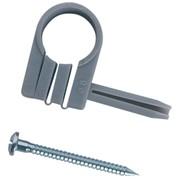 collare in nylon gia per tubo rame ø da 10 a 14 mm