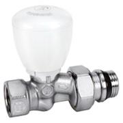 valvola dritta cromata termostatizzabile attacco ferro r422tg