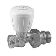 valvola dritta cromata termostatizzabile attacco rame r432tg