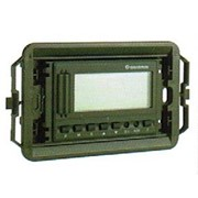 termostato elettronico digitale da incasso per utilizzo con bus