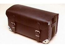 borsa portautensili 450x180x200 mm per idraulici in cuoio
