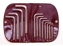 assortimento 12 chiavi a brugola