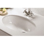 lavabo da incasso bianco europeo monoforo 510x345 mm smaltato es