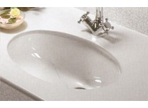 lavabo da incasso bianco europeo