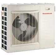 pompa di calore audax aria-acqua a inverter monofase. produzione