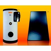 pacchetto solare inox sol top 200 - 1 collettore piano cp4 xl +