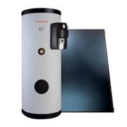 pacchetto solare inox sol 300 erp - 2 collettori piani bollitore
