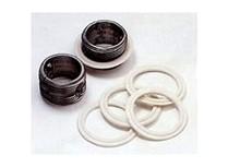 guarnizione gomma siliconica bianca per niples per tesi