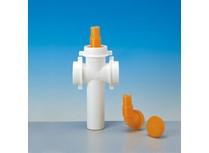 croce in pp per lavastoviglie e lavatrici � 40 mm bianco