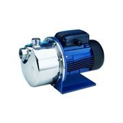 pompa centrifuga autoadescante monoblocco in acciaio inox serie