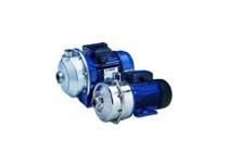 pompa centrifuga filettata in acciaio inox  serie cea (girante s