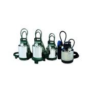 elettropompa sommergibile per drenaggio acque sporche doc