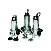 elettropompa sommergibile per acque luride serie domo in acciaio