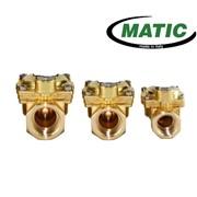 elettrovalvola per acqua normalmente chiusa membrana da -10° a 9