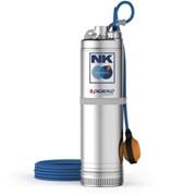 pompa sommersa multigirante serie nk per acque pulite