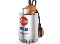 pompa sommergibile per drenaggio acque chiare rx2