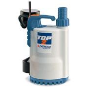 elettropompa sommergibile per drenaggio acque chiare top2-gm