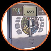 centralina da irrigazione i-dial da interno 9 volt vdc, 4 cicli
